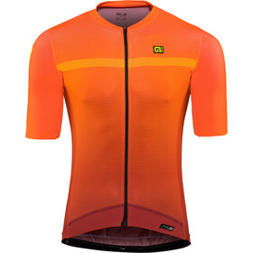 Alé Cycling PRS Fade - Maillot manches courtes Homme - orange/rouge